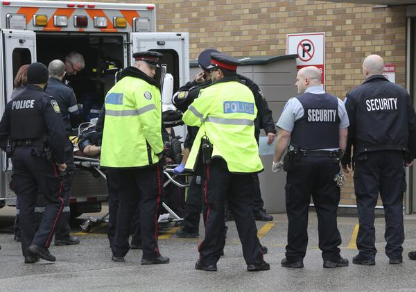 Brampton Shooting